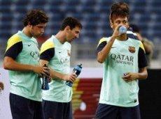 «Барселона» быстро начнет разгром «Леванте»