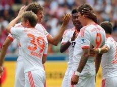 «Бавария» умеет играть против «Нюрнберга»