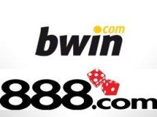 Ключевые показатели работы в первом полугодии у Bwin и 888 будут сильно отличаться