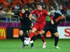 Португальцы и голландцы обменяются голами