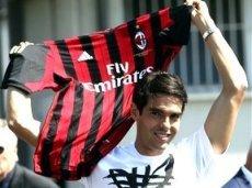 """Матч против """"Торино"""" станет первым для Кака после возвращения в """"Милан"""""""