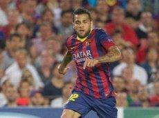 Дани Алвеш не сомневается в силе «Барселоны»