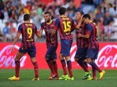 «Барселона» разберется с «Селтиком»