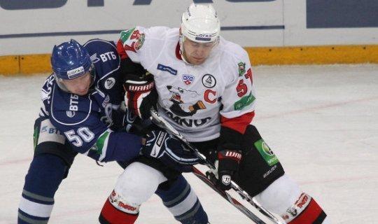 «Динамо» и «Трактор», прогнозы и ставки на Кубок открытия КХЛ 2013