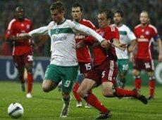 «Гамбург» и «Вердер» никогда не скупятся на забитые мячи