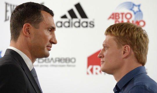 В матче Кличко - Поветкин будет нокаут
