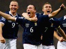 Шотландия проиграла в четырех из предыдущих пяти матчей