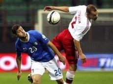 Поражение от Италии перечеркнет шансы Дании на поезду в Бразилию