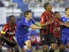 «Атлетико Паранаэнсе» одержит победу