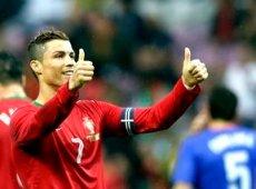 Защитники сборной Израиля не справятся с Роналду