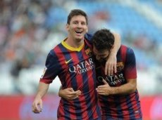 «Барселона» разгромит «Осасуну»