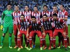 «Атлетико» результативно сыграет с «Аустрией»
