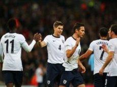 В девяти матчах квалификации Англия пропустила только четыре гола