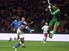 Италия играет далеко не блестяще, когда ничего не поставлено на кон