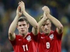 В оставшихся двух матчах Англия может взять максимум очков