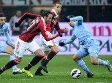 «Милан» одолеет «Лацио» на «Сан-Сиро»