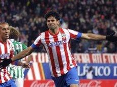 Мадридский клуб открыл счет уже на 1-й минуте встречи