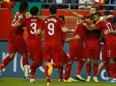 У Португалии не будет проблем в матче с Люксембургом