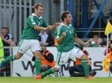 Северная Ирландия выиграла всего в одном матче из последних 17
