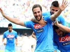 «Наполи» больше других забил голов в стартовые 15 минут встречи