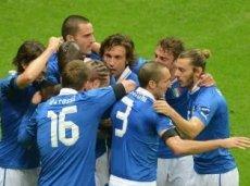 Букмекер предложил поставить на победы Италии, Португалии, Германии, Англии и Испании за 8.5