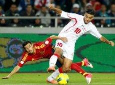 Грузия не пропустит больше трех мячей от Испании