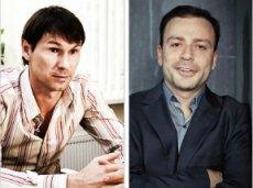 Егор Титов против Игоря Рабинера