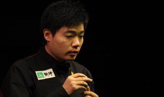 Дин Джуньху свой полуфинал выиграет уверенно
