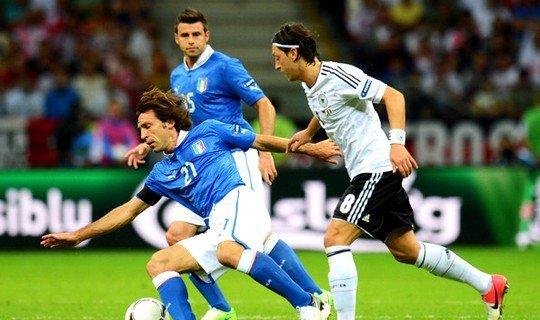 Италия на этот раз проиграет Германии