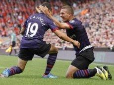 По мнению автора блога, вряд ли «Арсеналу» под силу устроить разгром на «Олд Траффорде»
