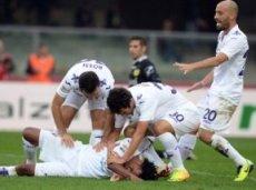 «Фиорентина» в этом сезоне забивает в среднем два гола за матч