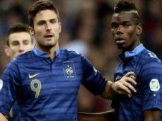 Франция удержала сухой счет в пяти последних матчах на выезде