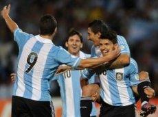 Несмотря на отсутствие Месси, в составе Аргентины достаточно топовых игроков