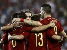 В последнее время игра Испании была не столь зрелищной