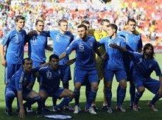 Национальная команда Греции приобрела привычку побеждать