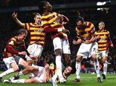 Футболисты «Брэдфорда» пропустили всего пять голов во втором тайме матчей нынешнего розыгрыша чемпионата