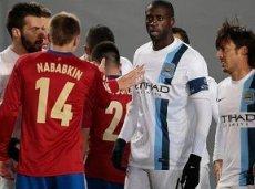В матче с ЦСКА «Манчестер Сити» могут фактически обеспечить себе выход из группы