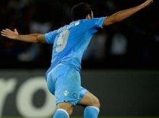 За два матча в Лиге чемпионов Гонсало Игуаин забил один гол и отдал одну голевую передачу