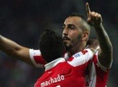 «Олимпиакос» выиграл в последних трех играх в Лиге чемпионов против португальского соперника