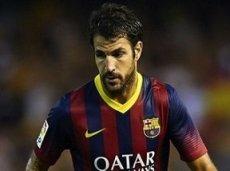 Фабрегас за каталонский клуб забил гол в предыдущем туре
