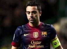 Полузащитник «Барселоны» Хави выиграл в Лиге чемпионов в 80 матчах