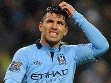 Травмированный Серхио Агуэро забил четыре гола в трех предыдущих играх с «Фулхэмом»