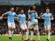 В субботу «Манчестер Сити» разгромил «канониров»