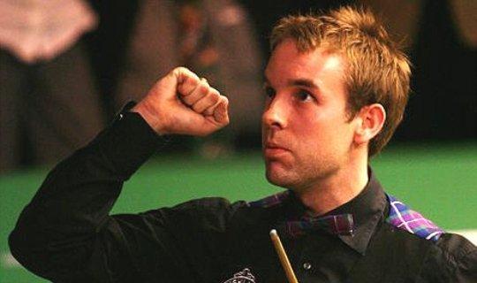 Али Картер будет первым сеяным в квалификации German Masters
