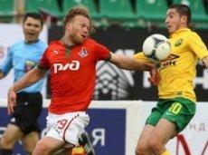 «Локомотив» справится с «Кубанью»
