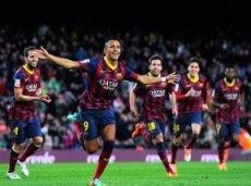 В последних пяти матчах против «Леванте» каталонцы забили 19 мячей