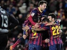 Каталонский клуб в очередной раз одержит домашнюю победу
