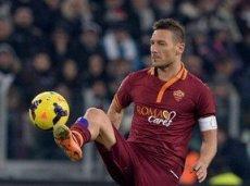 «Рома» реабилитируется за поражение от «Ювентуса»