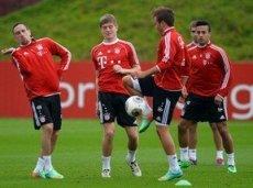 «Баварии» нет равных в Лиге чемпионов