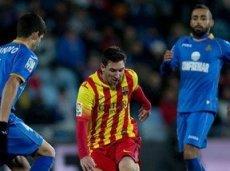 «Барселона» дожмет «Леванте» во втором тайме